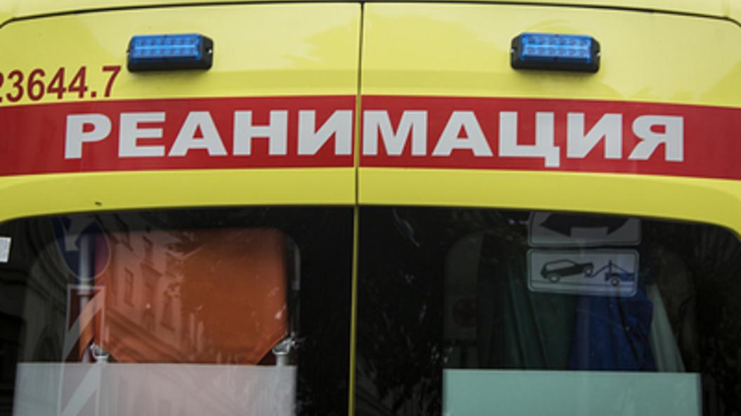 Пятеро детей пострадали вДТП маршрутной «Газели» и«Нивы» вБашкирии