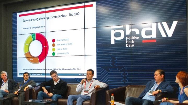 Конференция PHDays и тренды кибербезопасности: Куда идёт отрасль