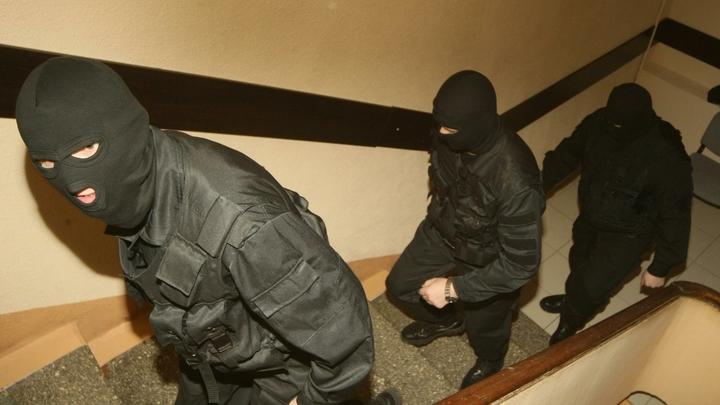 Бойцы СОБРа штурмом взяли экологического террориста в Омске