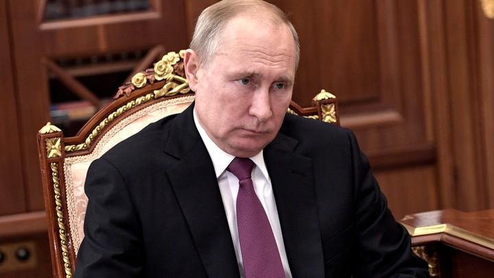 Бывший сотрудник КГБ, и это видно: Wall Street Journal объяснил, почему Путин всегда проходит в дамки
