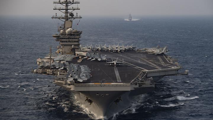Возрождение Атлантического флота США - просто чих? Эксперт о военном ответе России