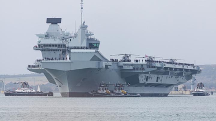 Английским ВМС предсказали «катастрофу»: Brexit сделает Великобританию беззащитной на море