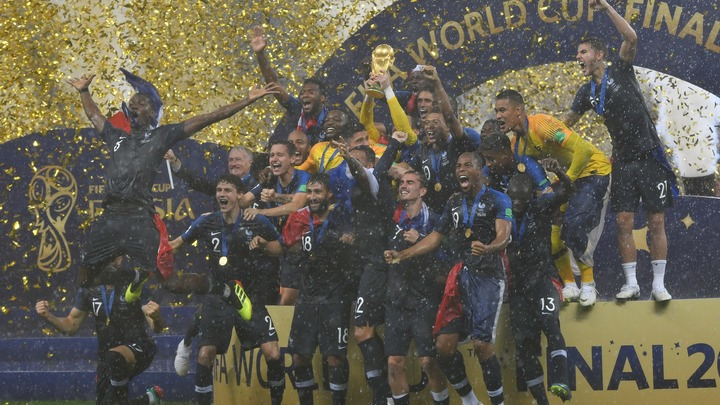 Счастье и шанс: чемпионат мира завершён, футбол продолжается!