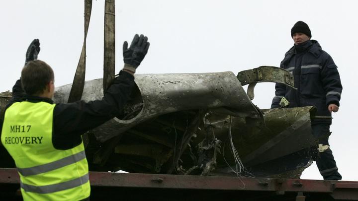 Эксперт одним креслом опроверг буковскую версию крушения MH17