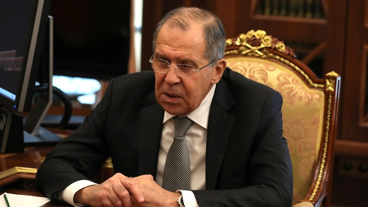 Лавров пошутил, говоря об ожиданиях от встречи Трампа и Путина