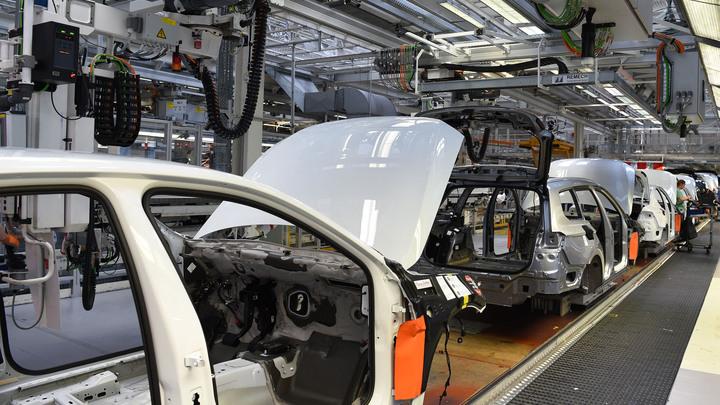 Volkswagen отзывает почти 400 тысяч авто в Германии для переустановки ПО