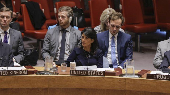 Постпред США при ООН назвала бессмысленным экстренный созыв сессии из-за КНДР