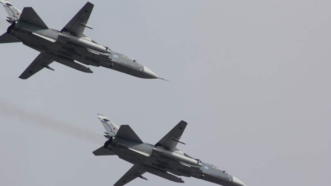 Авиапатруль НАТО перехватил 18 русских самолетов вЛитве