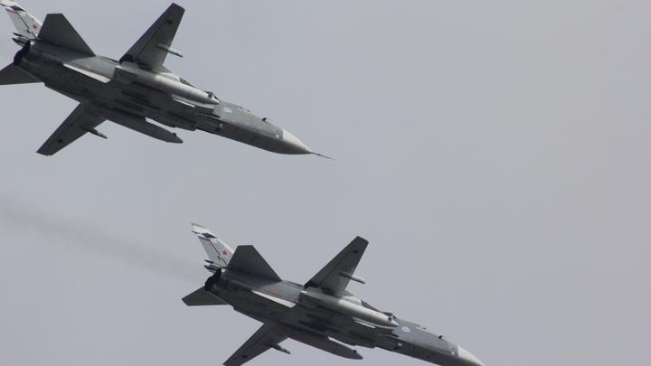 НАТО боятся российских самолетов возле Прибалтики