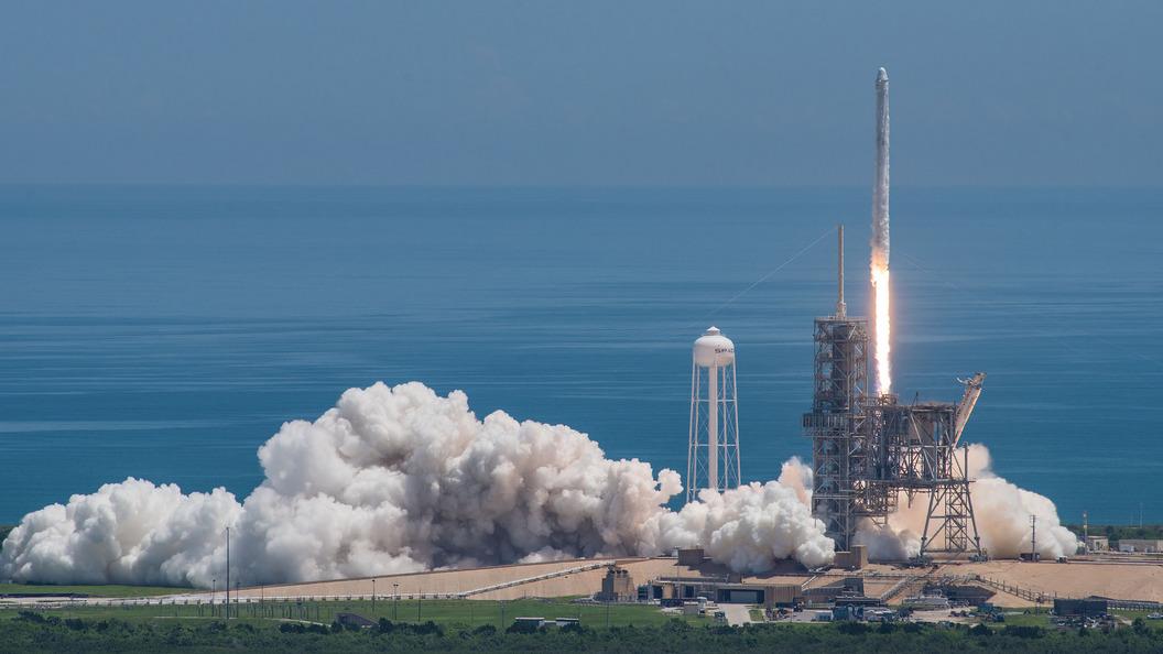 Ракета Falcon 9 совершила успешный вывод на орбиту спутника Formosat 5