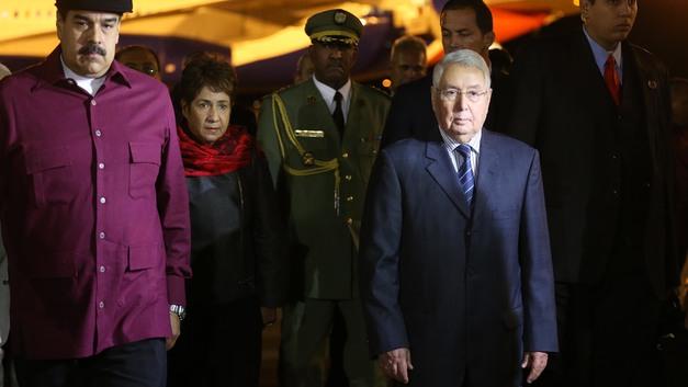 Президент Венесуэлы променял Генассамблею ООН на визит на Кубу