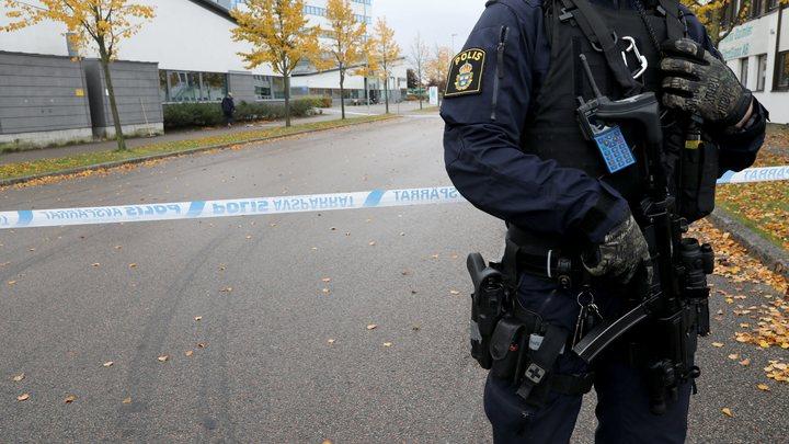 СМИ: В ночном клубе в Швеции прогремел взрыв, территория вокруг здания оцеплена