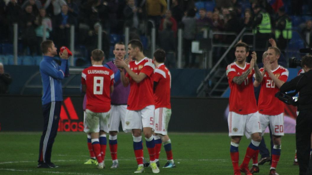 Матчи сборной Российской Федерации рассудят арбитры изЛитвы и республики Белоруссии
