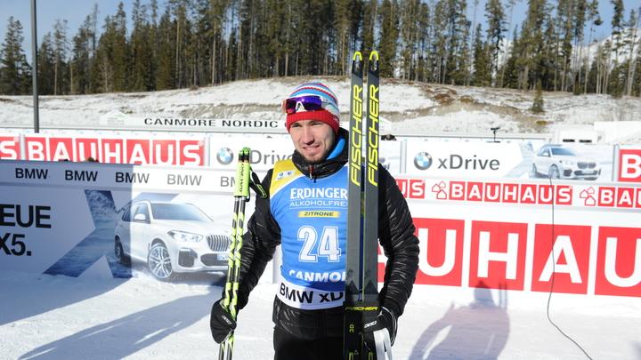 Логинов взял серебро в спринте и ограничил общение с прессой до конца чемпионата мира