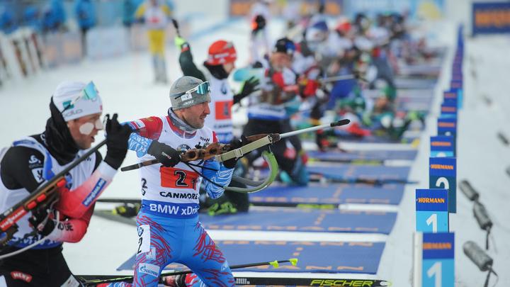 Сборная России по биатлону стала седьмой в смешанной эстафете