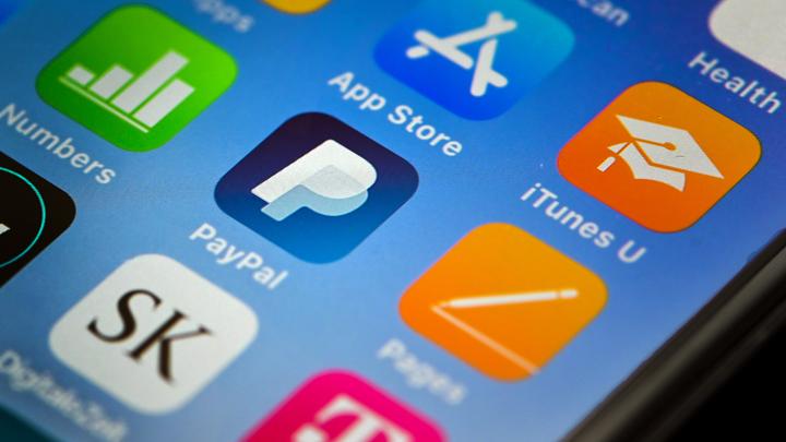 В России прекращены внутренние переводы PayPal