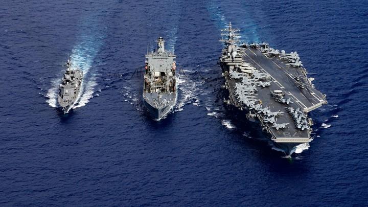 Русские не дремлют. В США разработали стратегию войны с Россией на море