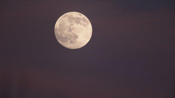 Тагильчане смогут увидеть самое затяжное лунное затмение