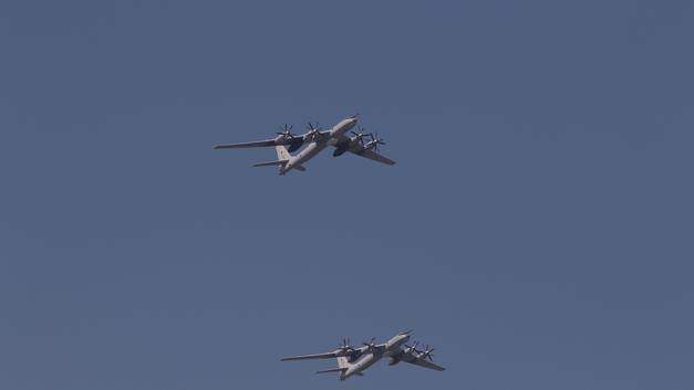 У российских границ засекли 22 самолета-разведчика
