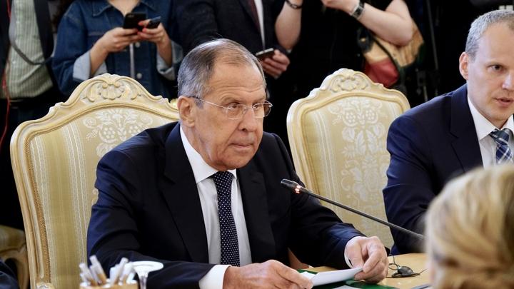 «Американское предложение вскружило голову»: Лавров объяснил возрастающую агрессию Киева