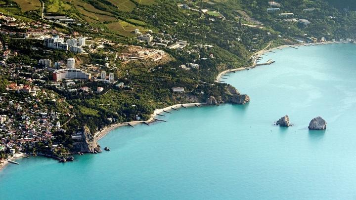 Исторический рекорд: Несмотря на санкции, туристы из США и Британии едут в здравницы Крыма