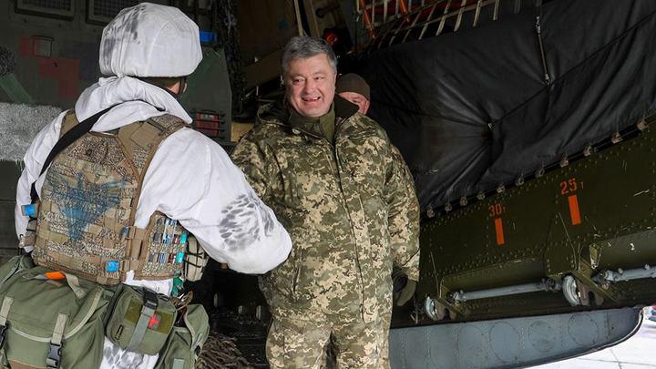 Порошенко уличили в воровстве, изучив арестованные российскими пограничниками бронекатера