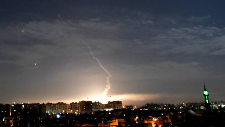 Западные страны разбомбили сирийский Эль-Багуз белым фосфором — СМИ