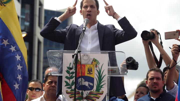 Гуайдо объявил операцию Свобода по свержению Мадуро и захвату власти в Венесуэле