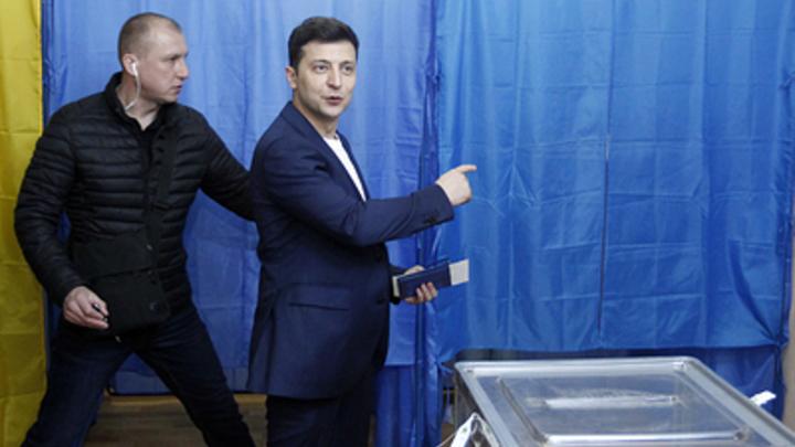 Озвучены первые обещания ещё не президента Зеленского
