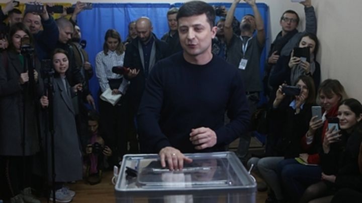 Точку в выборах президента ЦИК Украины поставит после Пасхи