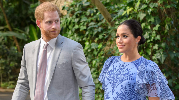 Принц Гарри на несколько лет переедет в Африку из-за характера Меган Маркл - СМИ