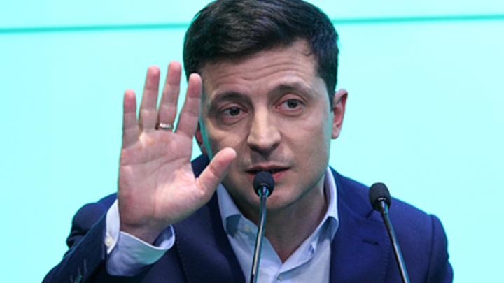 Зеленский отказался от русского имени. Пока лишь в Facebook