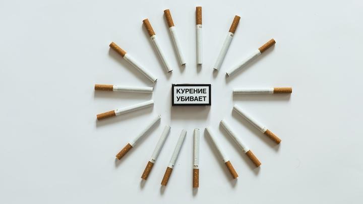 Никаких тонких или синих: Сигаретные пачки в России могут сделать одинакового цвета и размера