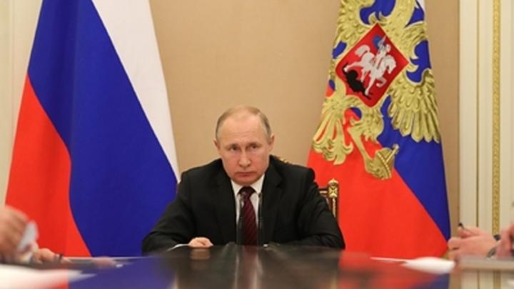 Россия выступает за отказ от боев без правил в мировой торговле – Путин