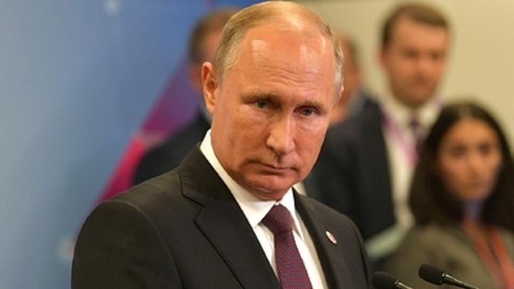 Путин тремя словами ответил на оккупацию Донбасса Россией