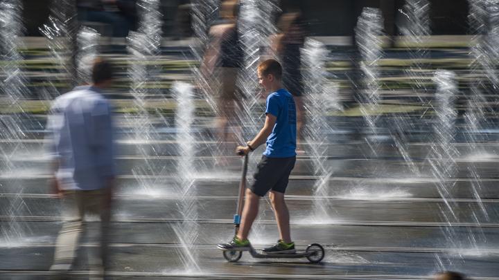 Будет +36: Синоптики рассказали, когда ждать аномальную жару в России