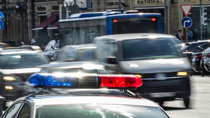 Полицейские проводят проверку пофакту перестрелки вКраснодаре