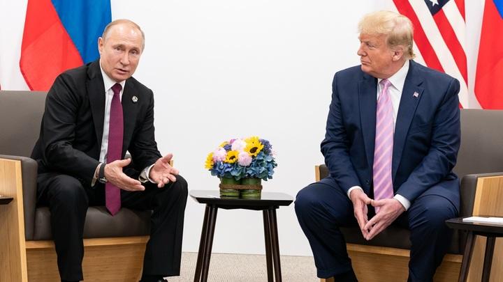 Путин и Трамп не встретятся в Давосе: Президент США подтвердил участие в форуме, а от России едут Орешкин и Козак
