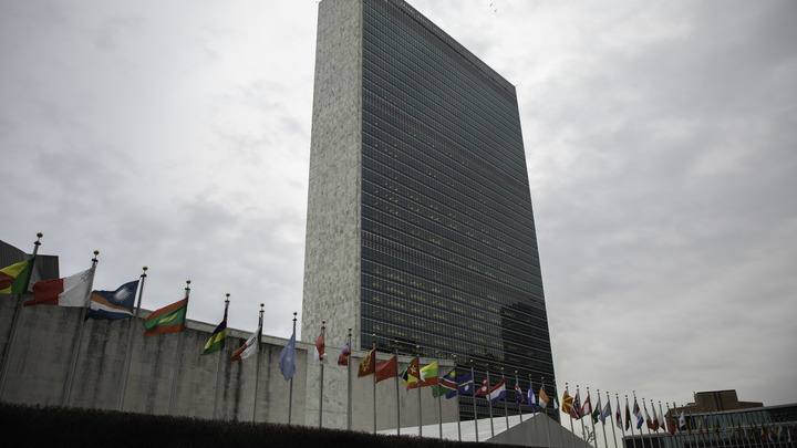 Россия и Китай заблокировали антииранское заявление США в ООН