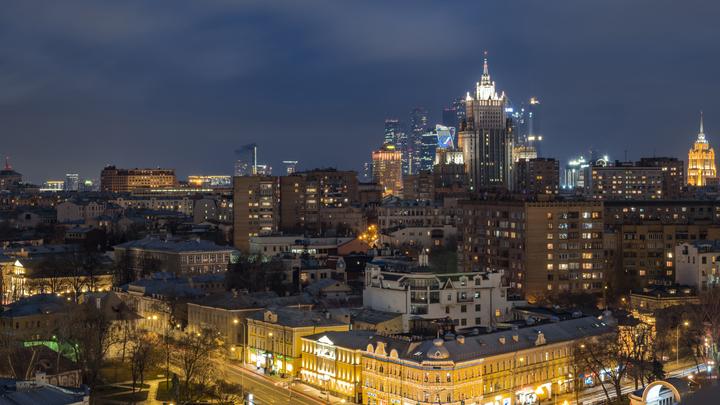 Москва опередила Дубай, Барселону и Рим в рейтинге лучших городов мира