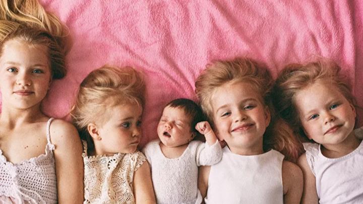 Мама пяти дочерей из Челябинска победила во всероссийском фотоконкурсе