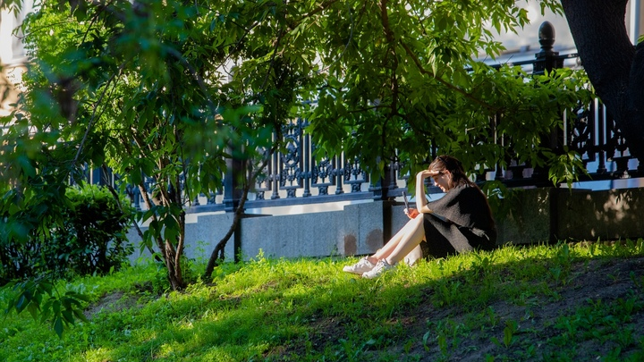 В Челябинск постепенно возвращается жара