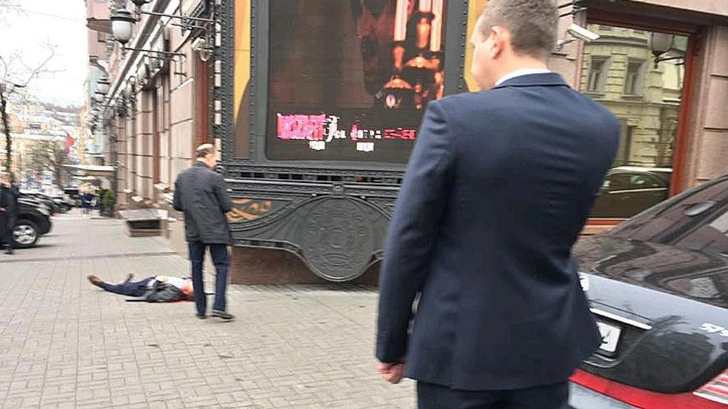 Киев объявил  обаресте подозреваемого впричастности кубийству Вороненкова
