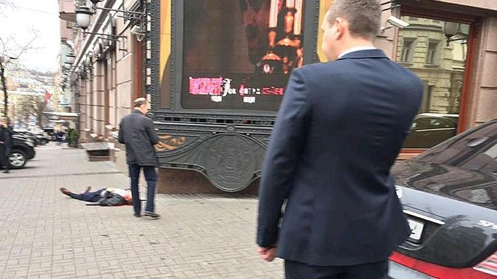 В Киеве арестовали соисполнителя убийства Вороненкова