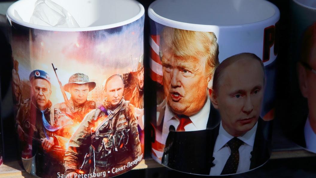 Американский школьник объявил онамерении совместить В. Путина иТрампа