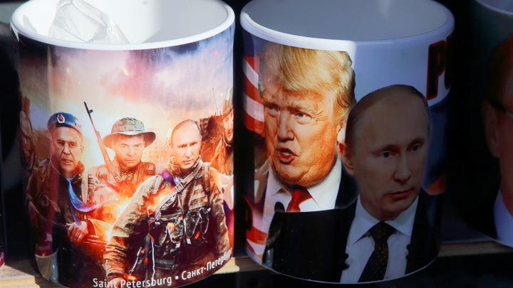 Школьник из Филадельфии решил объединить Путина и Трампа