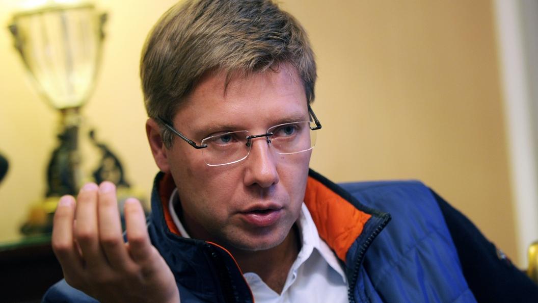 Нил Ушаков в третий раз переизбран мэром Риги