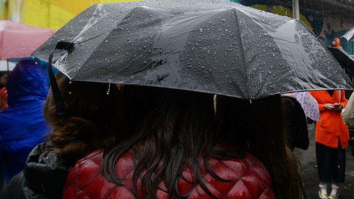 Погода в Челябинске будет дождливой еще несколько дней