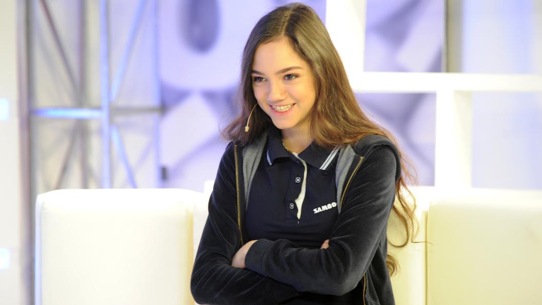 Фигуристка Медведева дебютировала в столице как художник