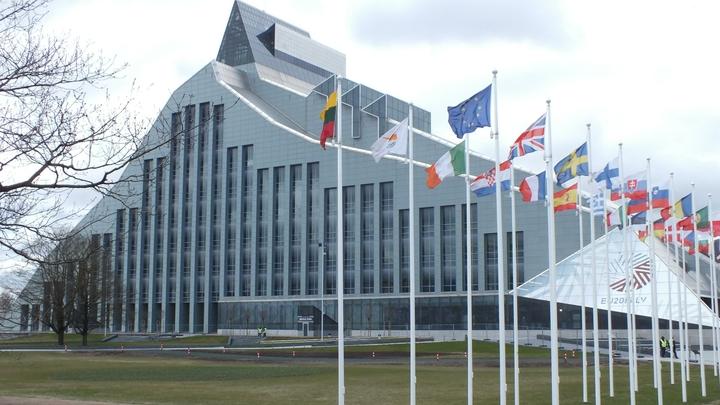 Совет ЕС продлил санкции против России до 31 января 2018 года